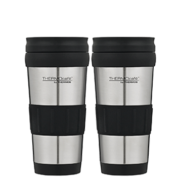 420ml THERMOcafe™ Travel Tumblers - Twin Pack