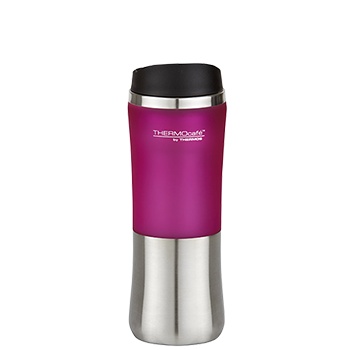 300ml Double Wall Stainless Steel Travel Tumbler Pink