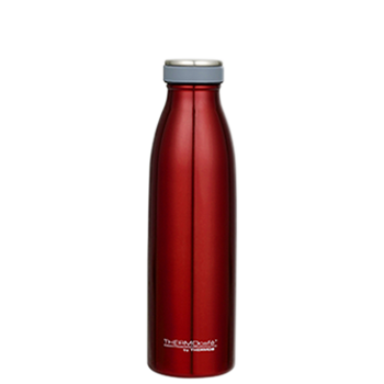 500ml THERMOcafé™ Vacuum Insulated Bottle - Red