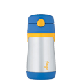 290ml Foogo® Vacuum Insulated Straw Bottle