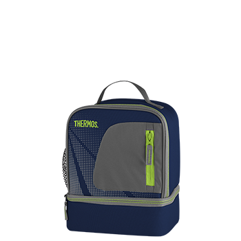 Thermos® Radiance Dual Lunch Kit