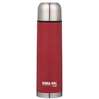 1L DURA-VAC® Stainless Steel Vacuum Insulated Slimline Flask