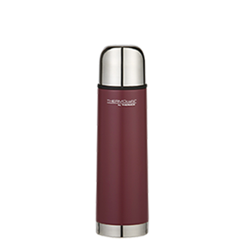 500ml Everyday Stainless Steel Flask - Matte Red