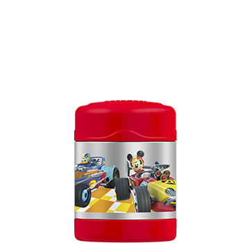 290ml FUNtainer® Vacuum Insulated Food Jar - Mickey Mouse