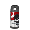 355ml FUNtainer®  Stainless Steel Vacuum Insulated Drink Bottle