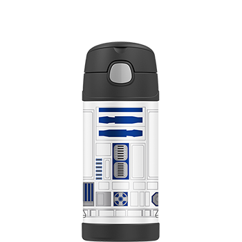 355ml FUNtainer®  Stainless Steel Vacuum Insulated Star Wars™ Drink Bottle