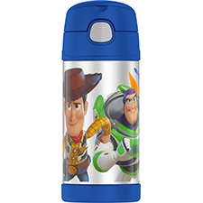 355ml FUNtainer® Vacuum Insulated Drink Bottle - Toy Story