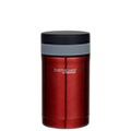 500ml THERMOcafe™ Vacuum Insulated Food Jar - Red