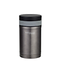 500ml THERMOcafe™ Vacuum Insulated Food Jar - Smoke