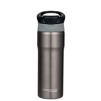450ml Vacuum Insulated Travel Mug – Smoke