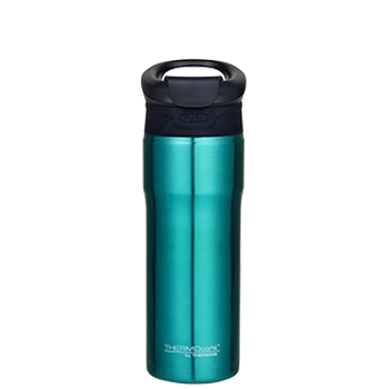 450ml Vacuum Insulated Travel Mug – Teal