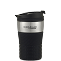 200ml THERMOcafé™ Vacuum Insulated Coffee Cup - Black