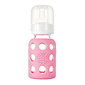 120ml Baby Bottle - Pink