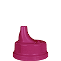 Sippy Cap 2 Pack - Raspberry