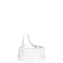 Sippy Cap 2 Pack - White