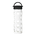 475ml Classic Cap Bottle - Arctic White