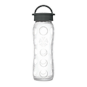 650ml Classic Cap Bottle - Clear