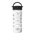350ml Classic Cap Bottle - Arctic White