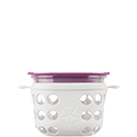 475ml Food Container - Optic White/Huckleberry