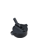 Axis Straw Cap Accessory - Onyx Black