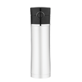 470ml Sipp™ Stainless Steel Vacuum Insulated Bottle with Tea Infuser