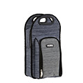 Thermos® Natural Style 2 Bottle Wine Cooler Bag - Blue/Grey