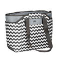 alfi® Premium 36 Can Shopper/Cooler Bag - Chevron