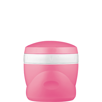 240ml Insulated Snak Jar™ -  Pink