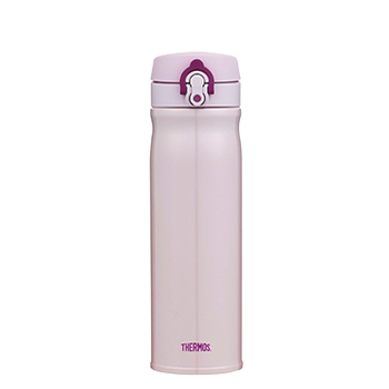 550ml Stainless Steel Vacuum Insulated Direct Drink Flask - Pink